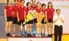 Sở Y tế đạt giải nhì Giải Bóng chuyền hơi nam, nữ kết hợp